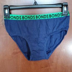 BONDS Low Rise Bikini Briefs  - Small